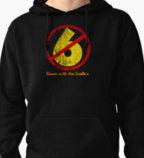 Down with the Sux0rs! Pullover Hoodie