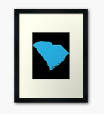 South Carolina Framed Print