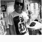 Macaulay Gosling - t-shirt of Macaulay Culkin wearing a t-shirt of Ryan Gosling wearing a t-shirt of Macaulay Culkin by JadBean