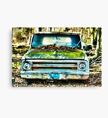 1967 Chevy Truck Canvas Print