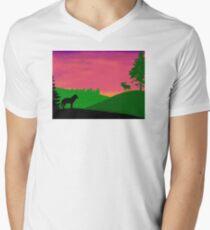 North America Scene T-Shirt