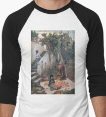John William Waterhouse - The Orange Gatherers . Garden landscape: garden view, trees and flowers, blossom, nature, botanical park, floral flora, wonderful flowers, plants, cute plant, garden, flower T-Shirt