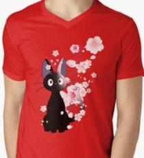 Jiji Men's V-Neck T-Shirt