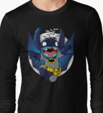 The Caped Invader Long Sleeve T-Shirt