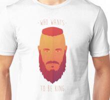 Ragnar Lodbrok Flat Unisex T-Shirt