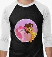 Pinkie Sandwich Men's Baseball ¾ T-Shirt