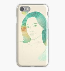 The Animals - Jaime Murray iPhone Case/Skin