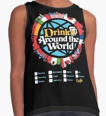 Drink Around the World - EPCOT Checklist v1 Contrast Tank