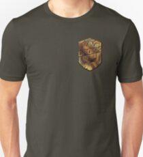 Custom Dredd Badge - Drokk Unisex T-Shirt
