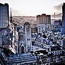 Sf Gothic memory waiting to happen  by David  Perea