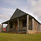 Coolamine Homestead, Kosciuszko National Park by Richard  Windeyer