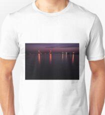 Boca Grande Causeway at Night, As Is T-Shirt