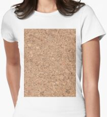 Cork Women's Fitted T-Shirt