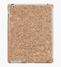 Cork iPad Case/Skin