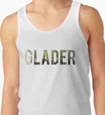Camiseta de tirantes logotipo glader