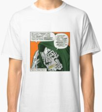 MF DOOM - Metal Fingerz vol.4 Classic T-Shirt