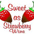 Sweet As Strawberry Wine by Kowulz