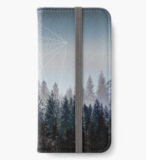 Woods  iPhone Flip-Case/Hülle/Klebefolie