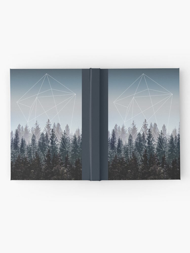 Alternate view of Woods Hardcover Journal