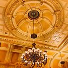 Kansas Capital Chandelier by Paul Danger Kile