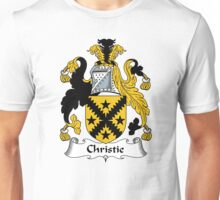 Christie Coat of Arms / Christie Family Crest Unisex T-Shirt