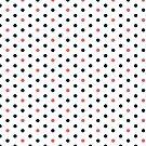 Pink & Blue Spots by thetangofox