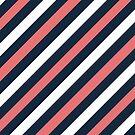 Diagonal Stripes by thetangofox