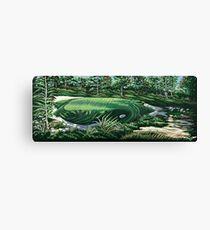 Pine Valley 10th Hole Canvas Print