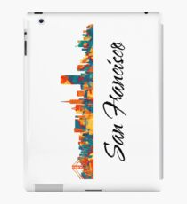 San Francisco Skyline iPad Case/Skin