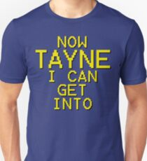 Now TAYNE I Can Get Into - Celery Man  T-Shirt