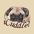 iCuddle Pug Puppy by Patricia Barmatz