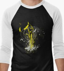 migratory patterns Men's Baseball ¾ T-Shirt