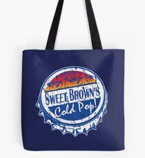 Sweet Brown's Cold Pop Bottlecap Shirt V1 Tote Bag