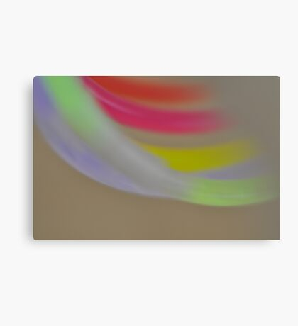 Another Light Play, As Is Canvas Print