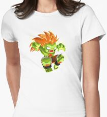 Blanka  Women's Fitted T-Shirt