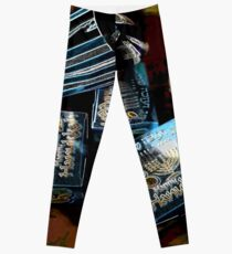 Happy Hanukkah DPGPA151024a  Leggings
