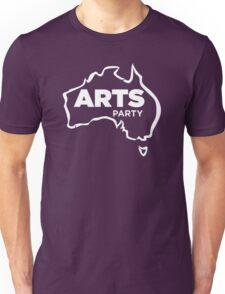 #AusVotesArts Arts Party Australia Unisex T-Shirt