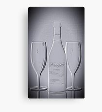 Wine forTwo - Just Imagine Canvas Print