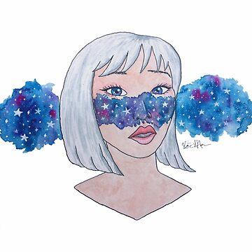 Galactic Girl by KaitDessine