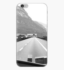 The road to Italy iPhone Case