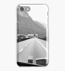 The road to Italy iPhone Case/Skin