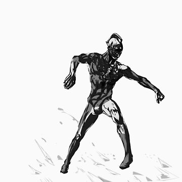 Ultraman A by josetribolo