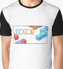 1010! The Addictive Puzzle Game Graphic T-Shirt