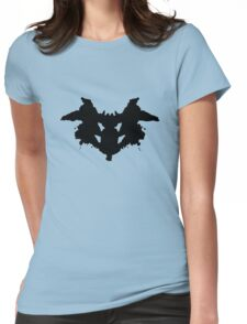 Rorschach Psychology Test Item for Psychologists! Womens Fitted T-Shirt