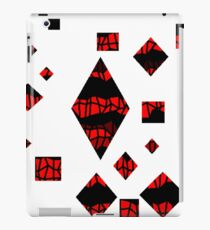 Unique Pattern iPad Case/Skin