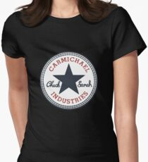 Carmichael Industries Womens Fitted T-Shirt
