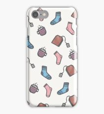 All You Need is Tea and Warm Socks iPhone Case/Skin