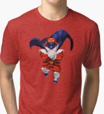 M. Bison Tri-blend T-Shirt