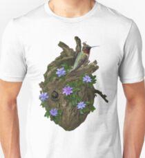 por la sublime añoranza del regreso Unisex T-Shirt