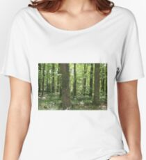 Forest glade Women's Relaxed Fit T-Shirt